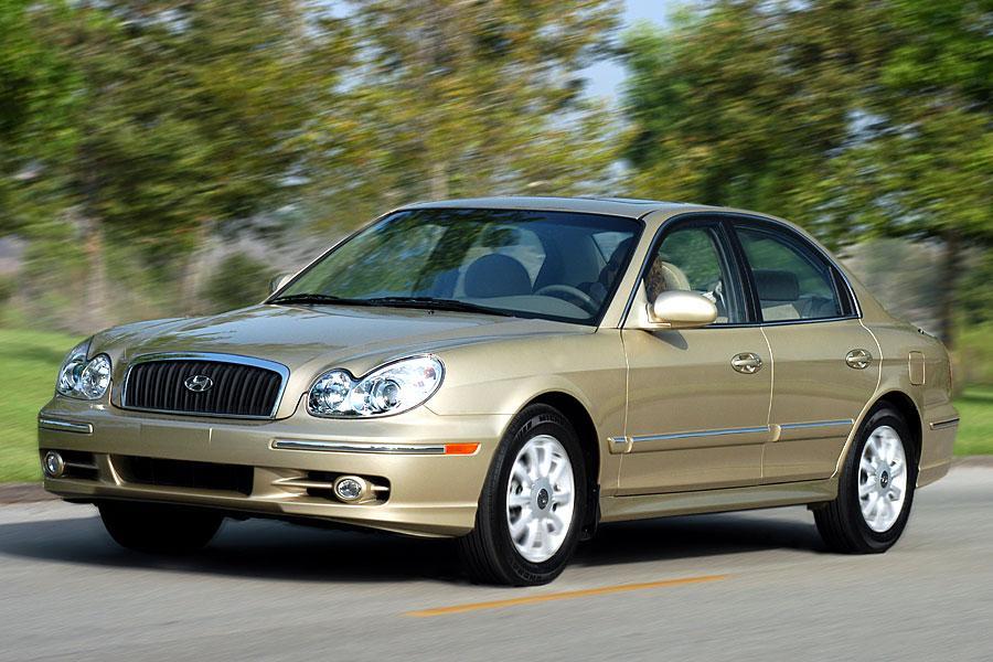 2005 Hyundai Sonata Reviews Specs And Prices Cars Com