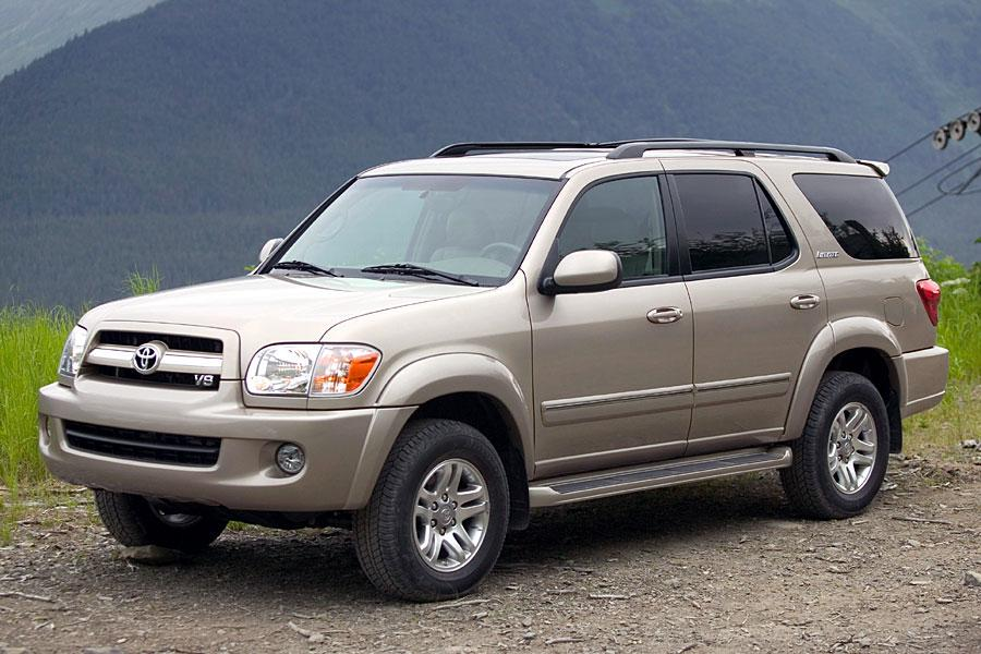 2005 Toyota Sequoia Specs Pictures Trims Colors Cars Com