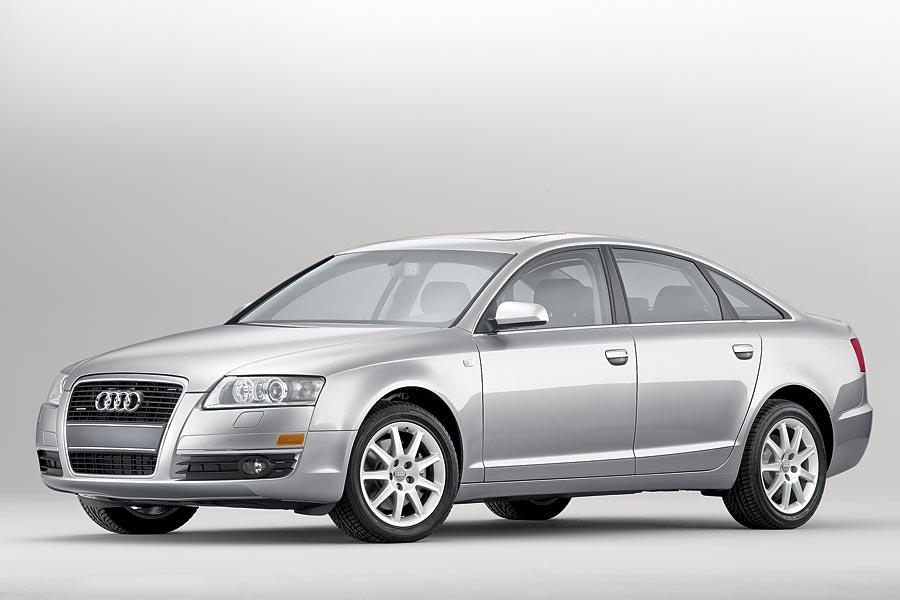 2005 audi a6 reviews specs and prices. Black Bedroom Furniture Sets. Home Design Ideas