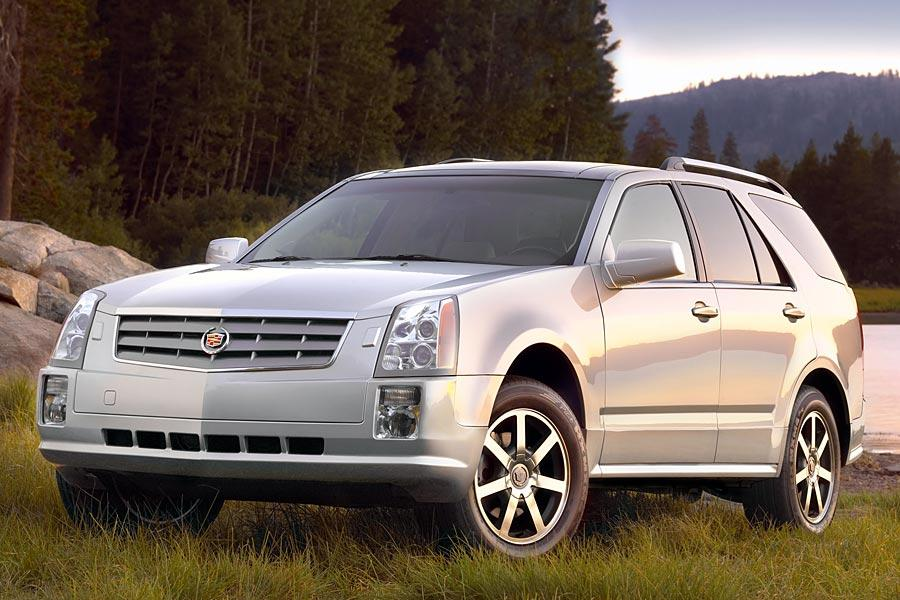 2005 cadillac srx reviews specs and prices. Black Bedroom Furniture Sets. Home Design Ideas
