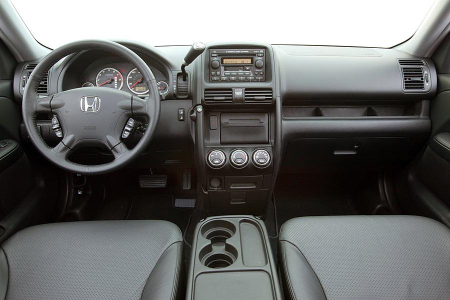 2005 Honda Cr V Reviews Specs And Prices Cars Com