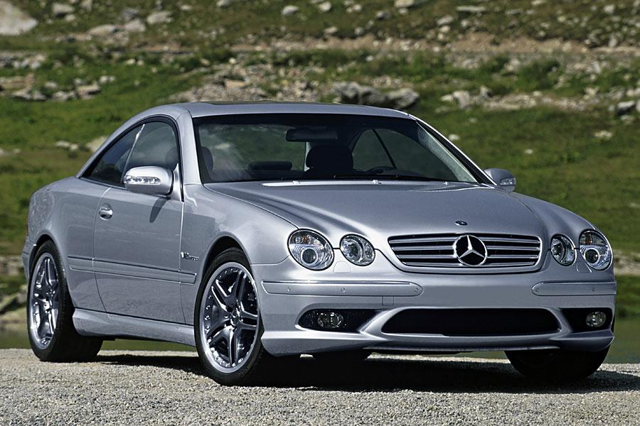 2005 mercedes benz cl class reviews specs and prices for Mercedes benz cl55 amg price