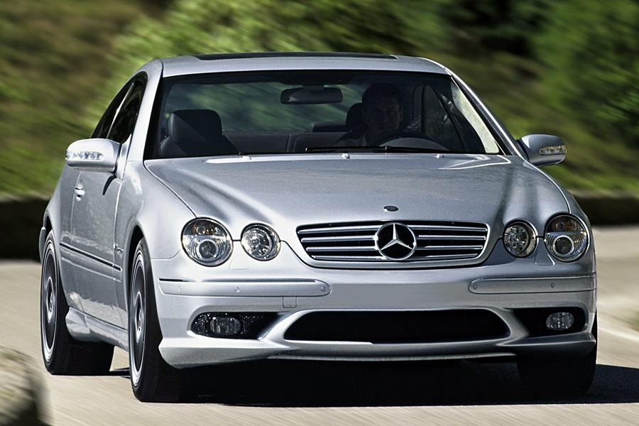 2005 mercedes benz cl class reviews specs and prices for Mercedes benz cl600 price
