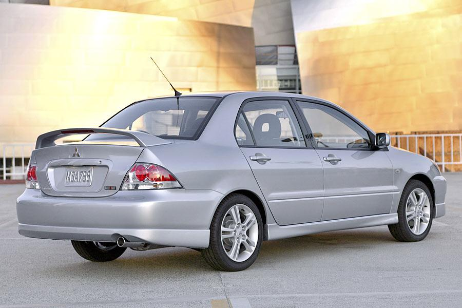 2005 Mitsubishi Lancer Reviews Specs And Prices Cars Com
