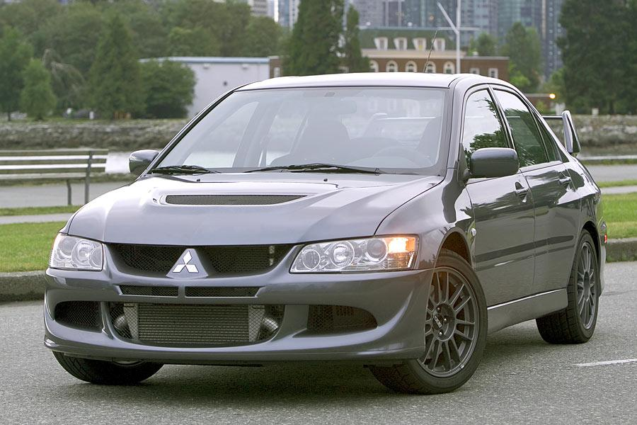 2005 Mitsubishi Lancer Evolution Reviews Specs And Prices Cars Com