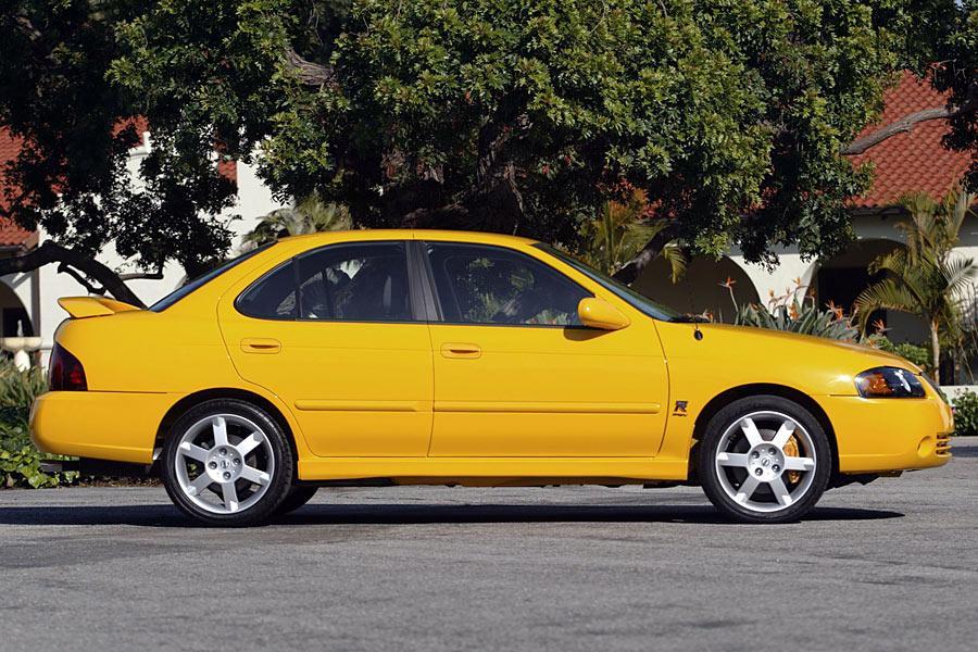 2005 Nissan Sentra Reviews Specs And Prices Cars Com