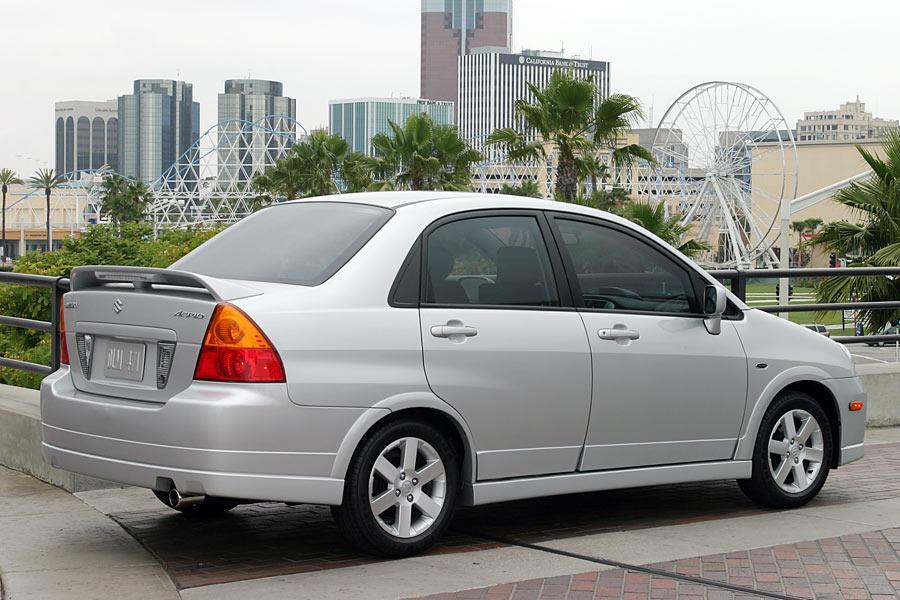 Suzuki Aerio Used Cars Sale