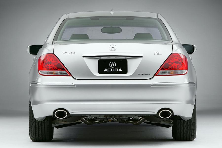 2008 Acura RL Prototype photo - 8