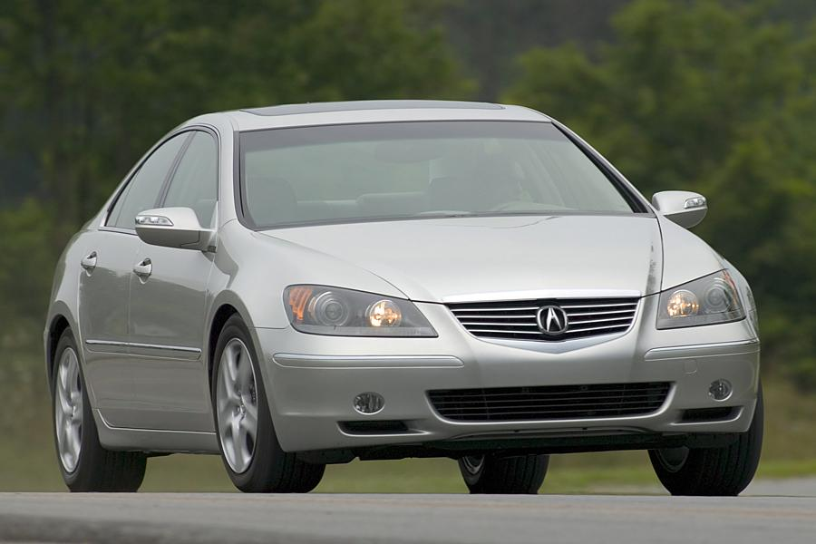 2010 Acura RL Prototype photo - 2