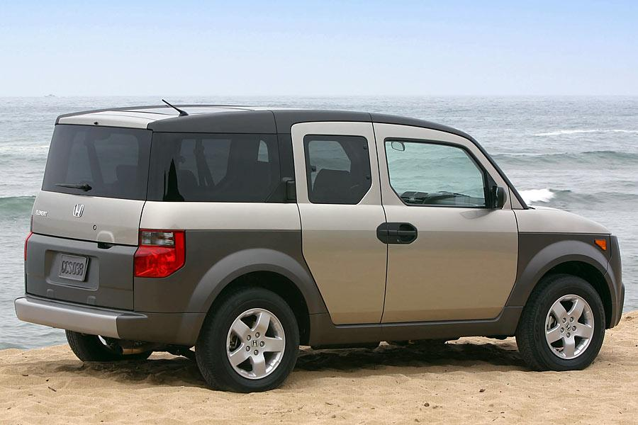 2005 honda element reviews specs and prices for Honda element dimensions