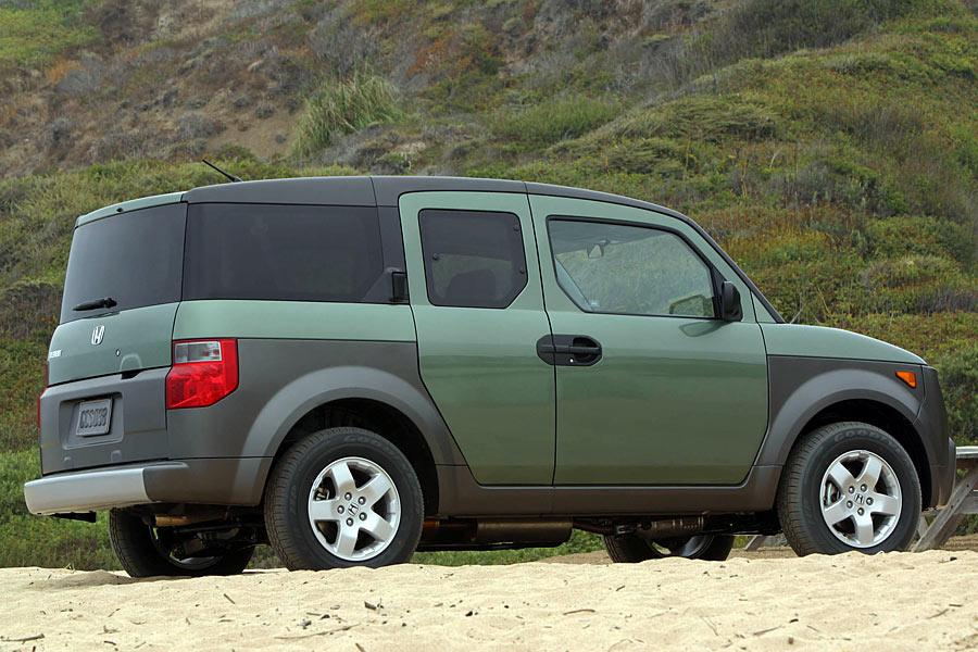 2005 honda element specs pictures trims colors. Black Bedroom Furniture Sets. Home Design Ideas