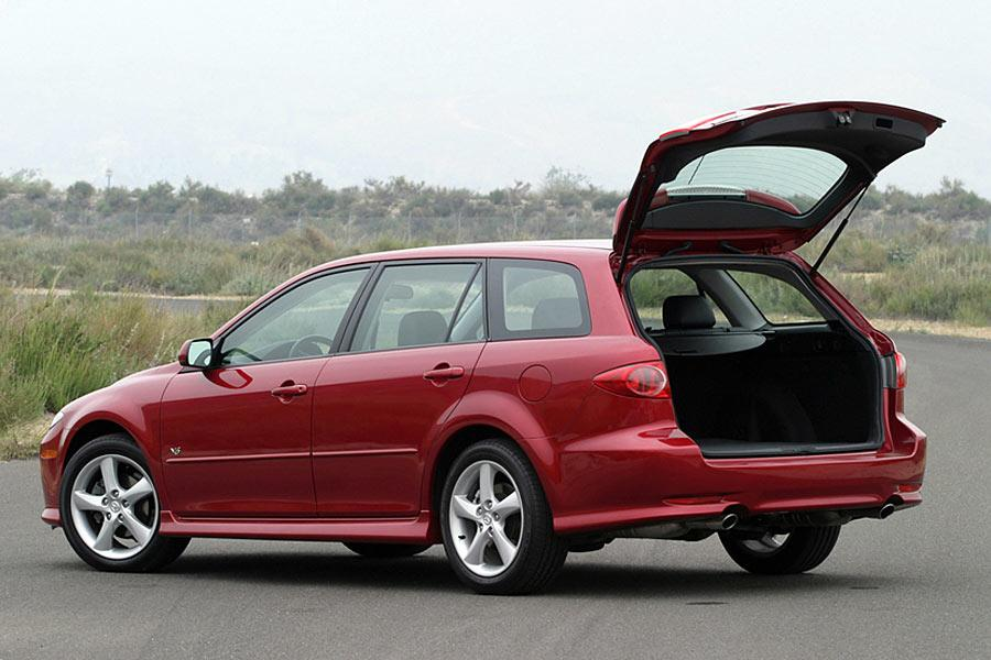 2005 mazda mazda6 reviews specs and prices. Black Bedroom Furniture Sets. Home Design Ideas
