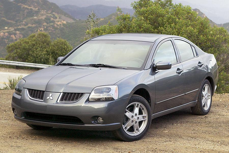 2005 Mitsubishi Galant Reviews Specs And Prices Cars Com