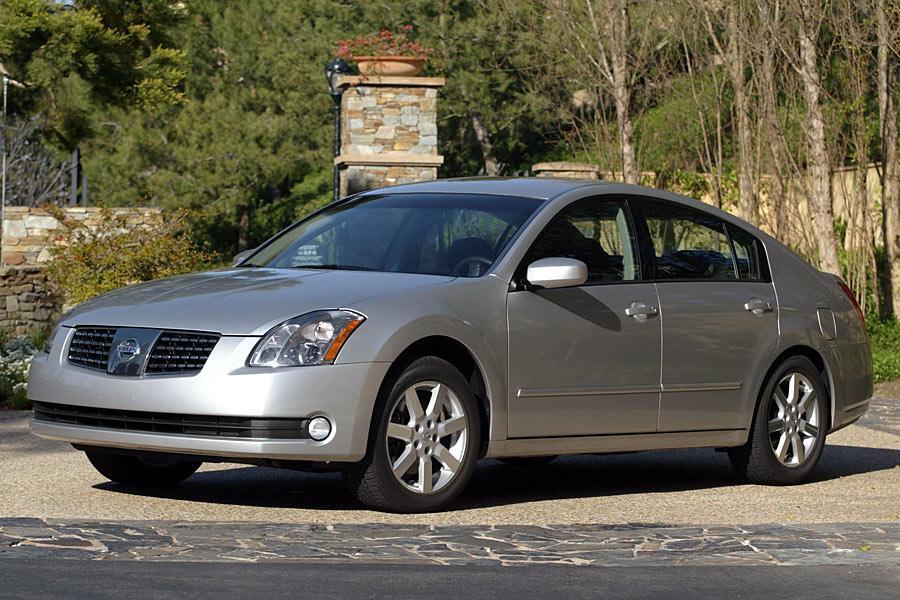 2005 Nissan Maxima Specs Pictures Trims Colors Cars Com