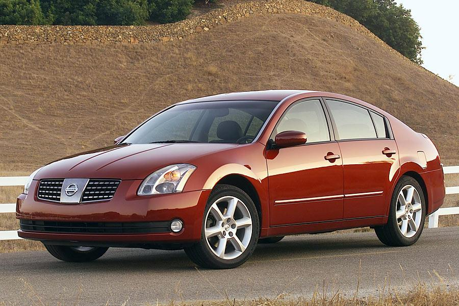 2005 nissan maxima specs pictures trims colors. Black Bedroom Furniture Sets. Home Design Ideas