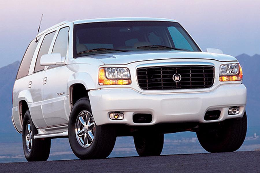 2000 cadillac escalade reviews specs and prices. Black Bedroom Furniture Sets. Home Design Ideas