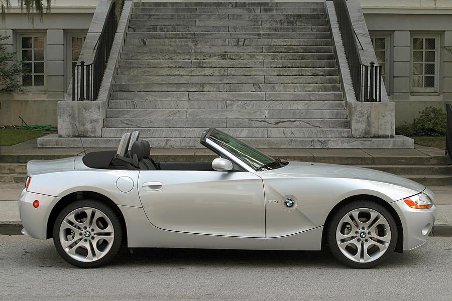 2005 Bmw Z4 Reviews Specs And Prices Cars Com