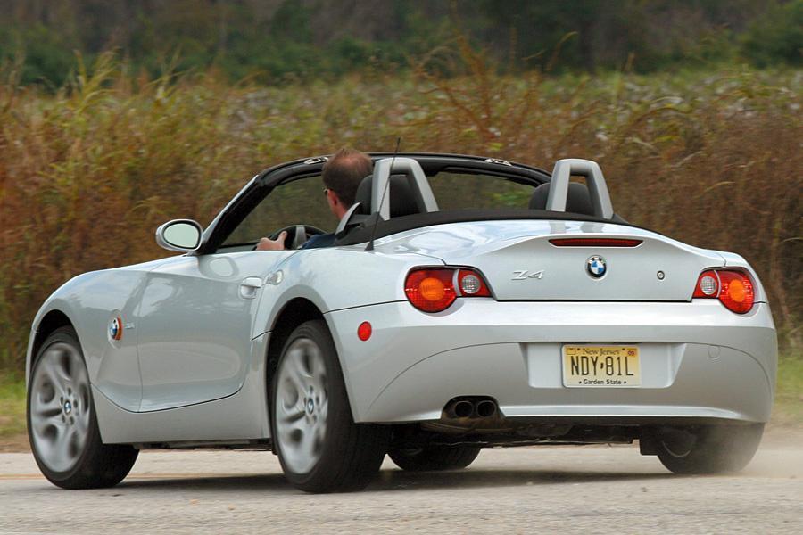 2005 Bmw Z4 Reviews Specs And Prices Cars Com