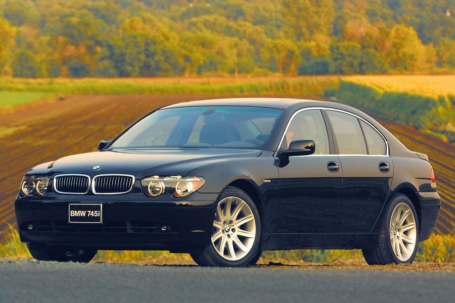 2005 BMW 745 Reviews, Specs and Prices | Cars.com