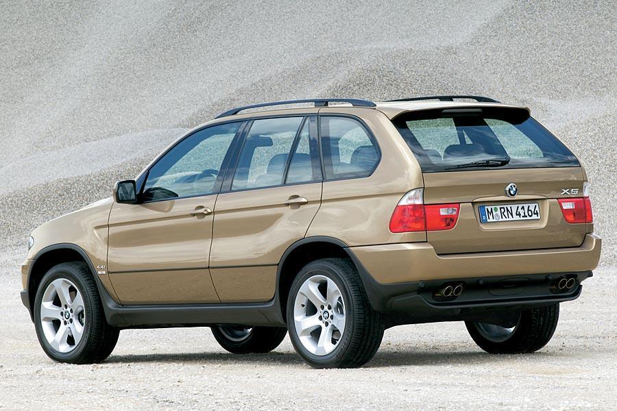 2005 Bmw X5 Reviews Specs And Prices Cars Com