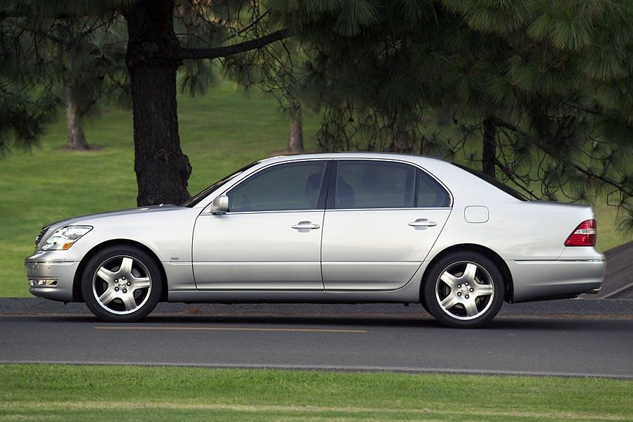 2005 Lexus LS 430 Reviews Specs And Prices
