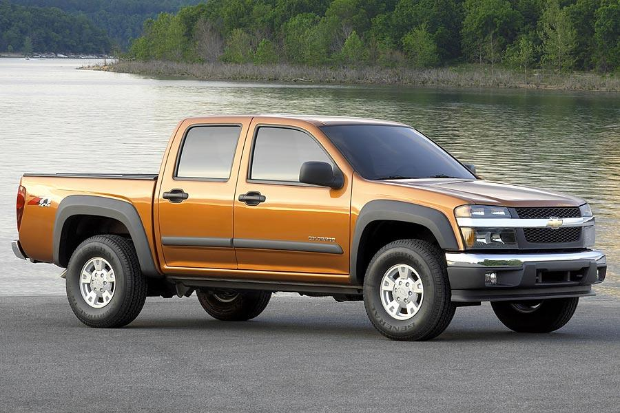 2005 chevrolet colorado reviews specs and prices. Black Bedroom Furniture Sets. Home Design Ideas