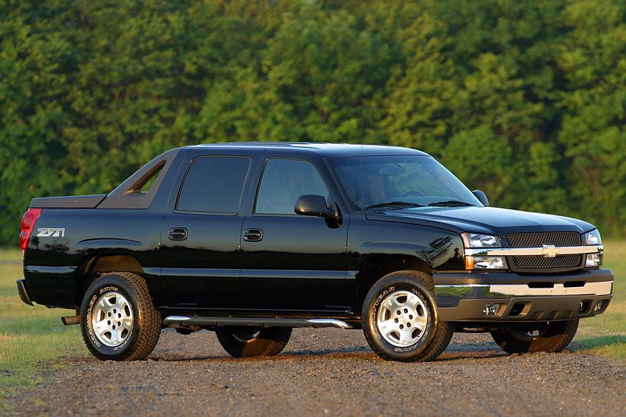 2005 chevrolet avalanche reviews specs and prices. Black Bedroom Furniture Sets. Home Design Ideas