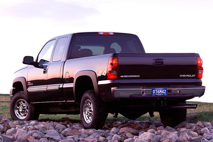 2005 Chevrolet Silverado 1500 Reviews  Specs And Prices