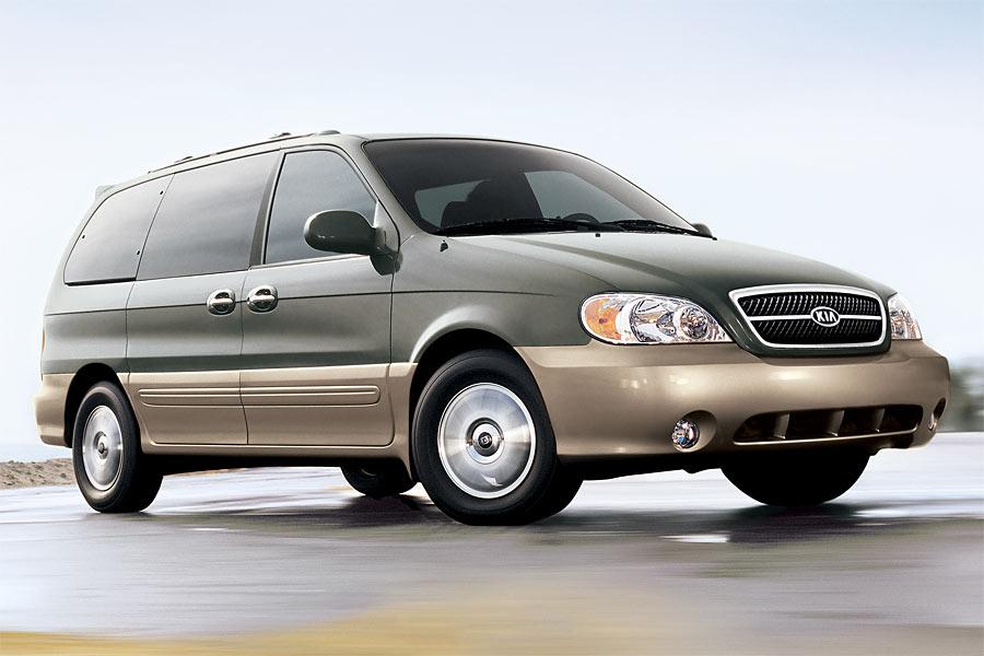 2005 kia sedona reviews specs and prices. Black Bedroom Furniture Sets. Home Design Ideas
