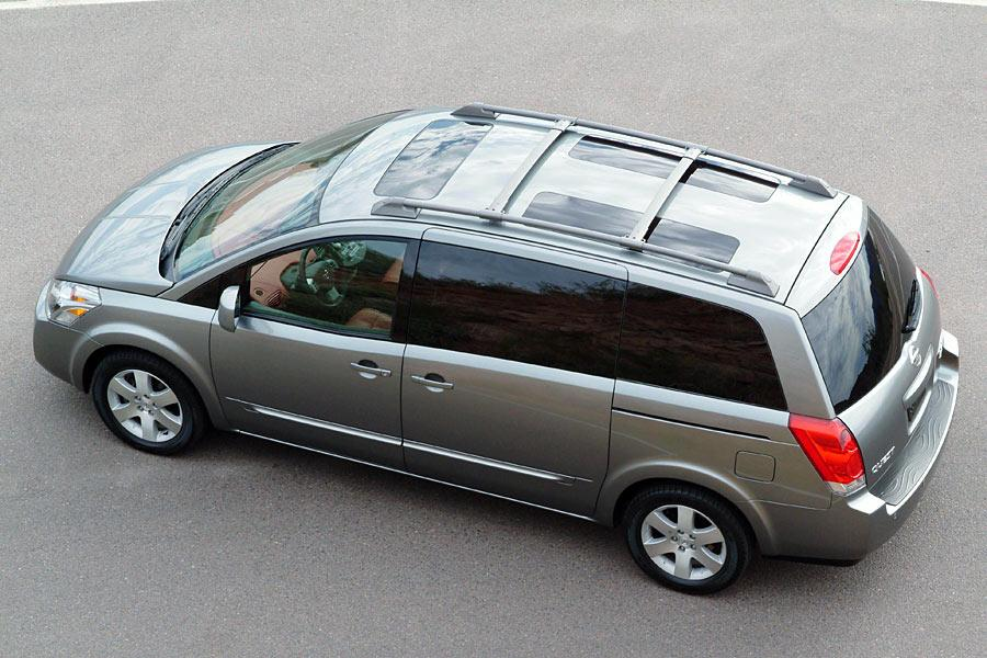 2005 nissan quest reviews specs and prices. Black Bedroom Furniture Sets. Home Design Ideas