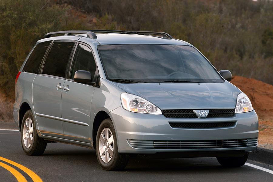 2005 toyota sienna reviews specs and prices. Black Bedroom Furniture Sets. Home Design Ideas