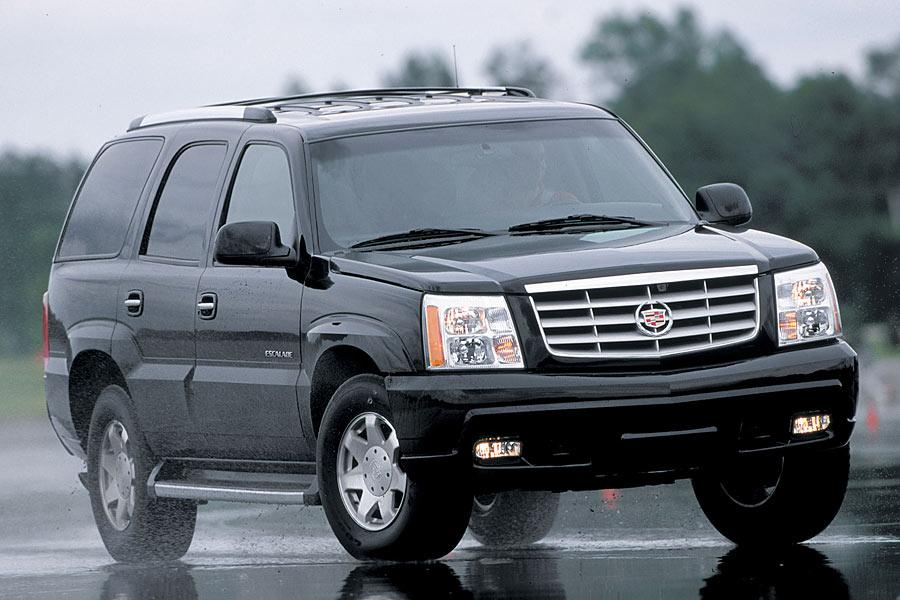 2005 cadillac escalade reviews specs and prices. Black Bedroom Furniture Sets. Home Design Ideas