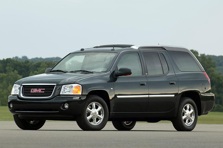 2005 gmc envoy xuv reviews specs and prices. Black Bedroom Furniture Sets. Home Design Ideas