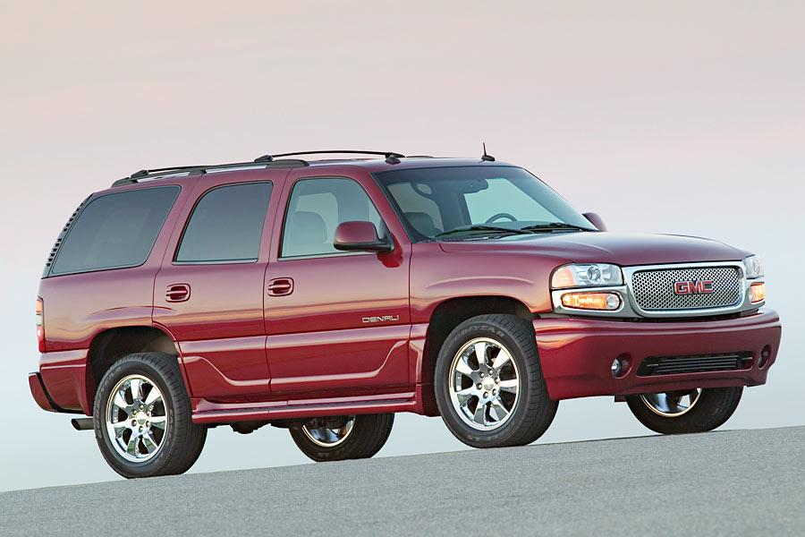 2005 gmc yukon reviews specs and prices. Black Bedroom Furniture Sets. Home Design Ideas
