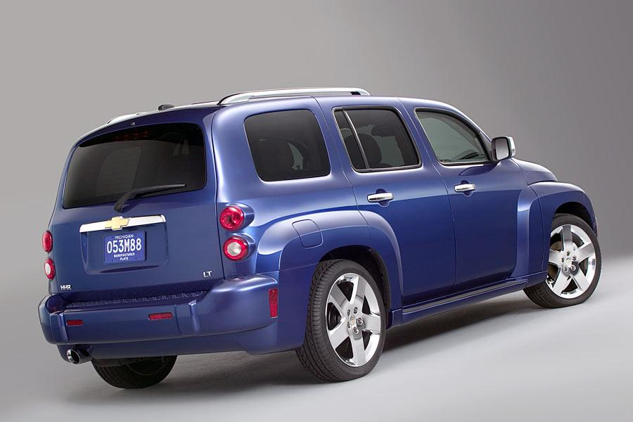 2006 chevrolet hhr reviews specs and prices. Black Bedroom Furniture Sets. Home Design Ideas