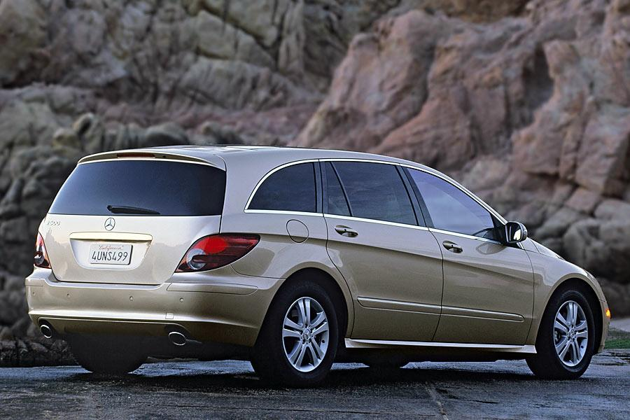 2006 mercedes benz r class reviews specs and prices