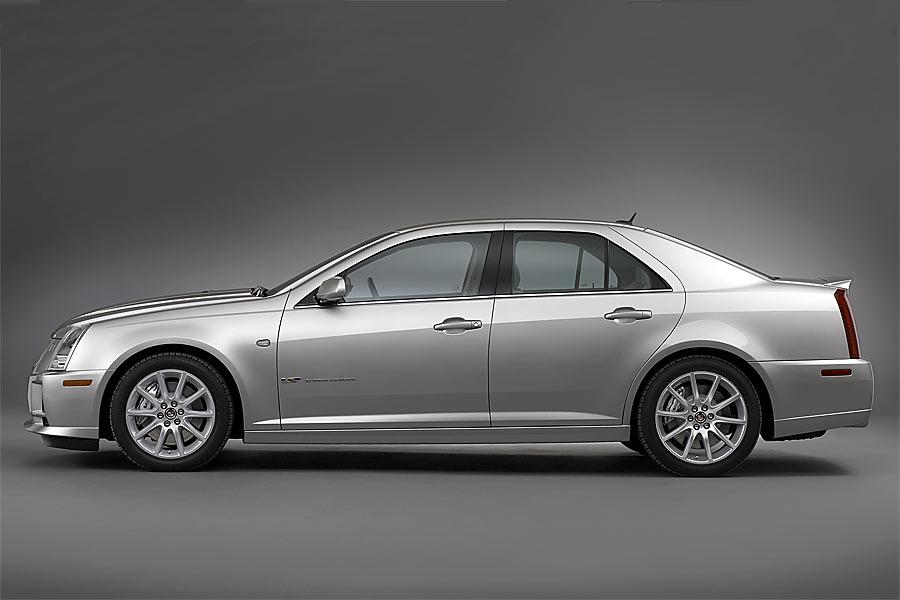 2006 Cadillac Sts Reviews Specs And Prices Cars Com
