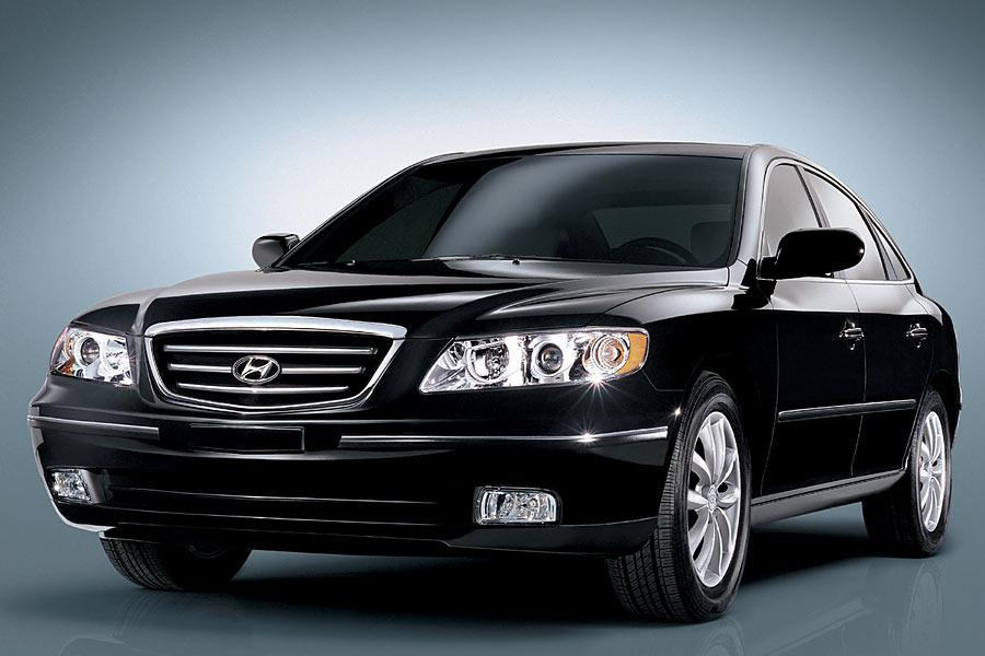 2006 hyundai azera reviews specs and prices. Black Bedroom Furniture Sets. Home Design Ideas