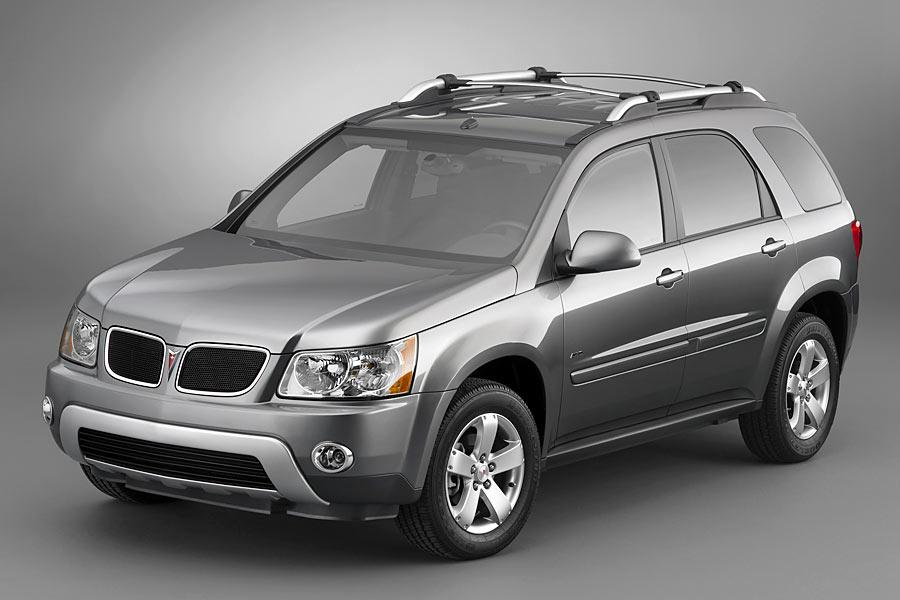 2006 Pontiac Torrent Reviews Specs And Prices Cars Com