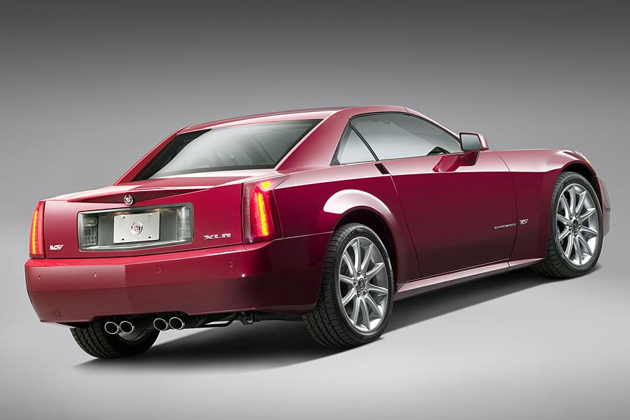 2006 cadillac xlr reviews specs and prices. Black Bedroom Furniture Sets. Home Design Ideas