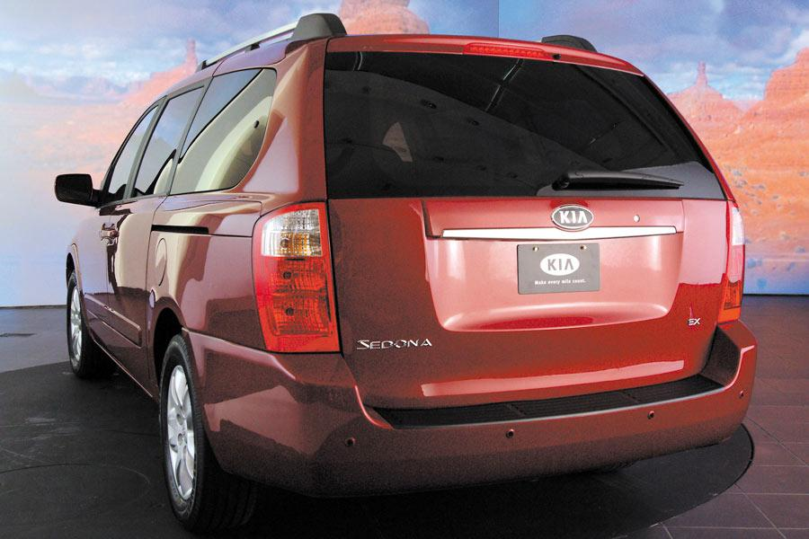 2006 kia sedona specs pictures trims colors. Black Bedroom Furniture Sets. Home Design Ideas