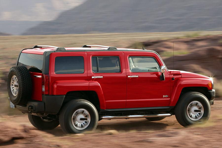 2006 Hummer H3 Reviews Specs And Prices Cars Com