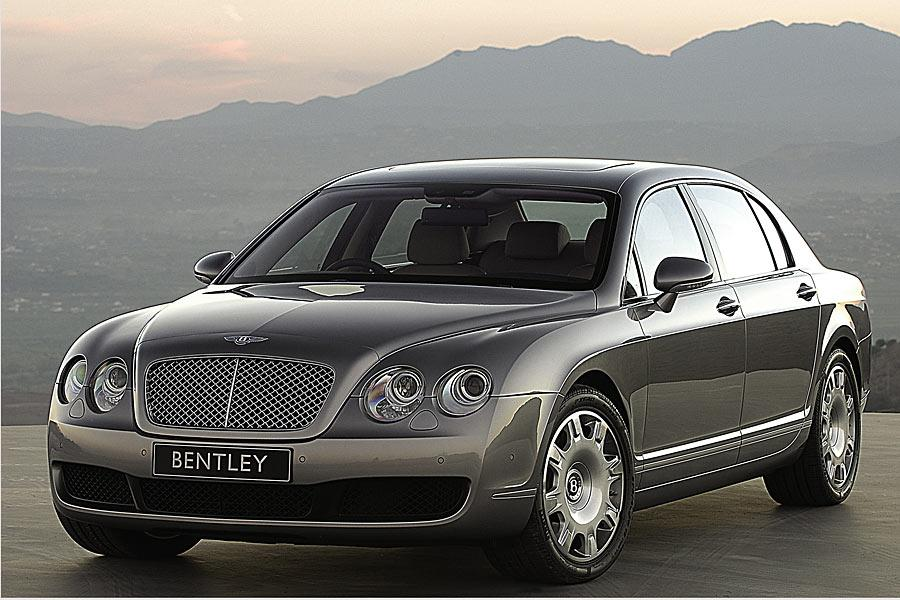 2006 bentley continental flying spur reviews specs and prices. Black Bedroom Furniture Sets. Home Design Ideas