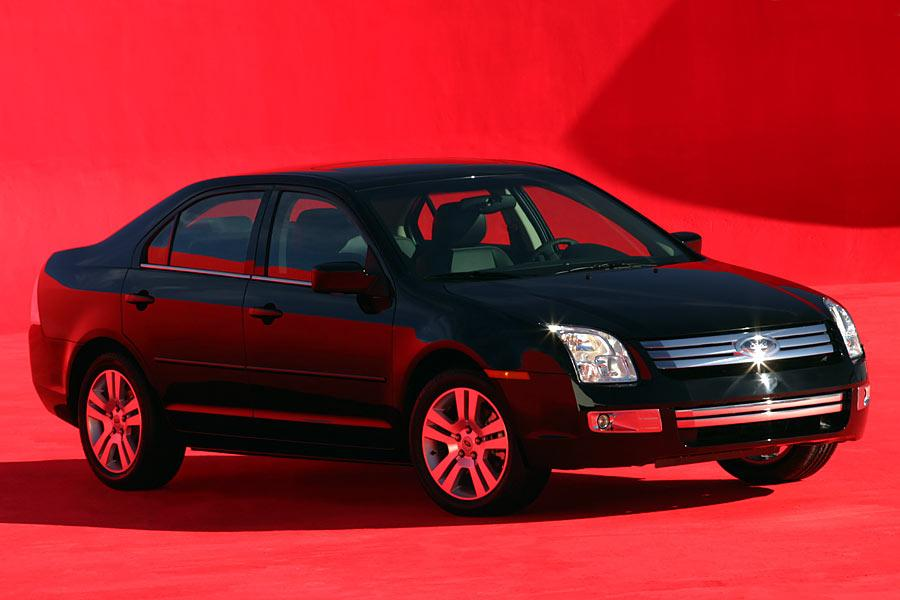 2006 ford fusion reviews specs and prices. Black Bedroom Furniture Sets. Home Design Ideas