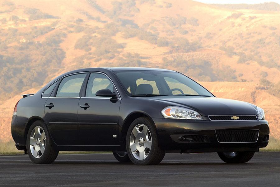 2006 Chevrolet Impala Specs  Pictures  Trims  Colors