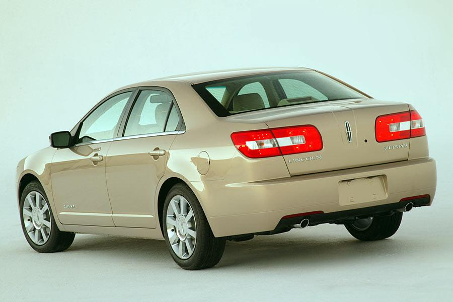 2006 lincoln zephyr reviews specs and prices. Black Bedroom Furniture Sets. Home Design Ideas