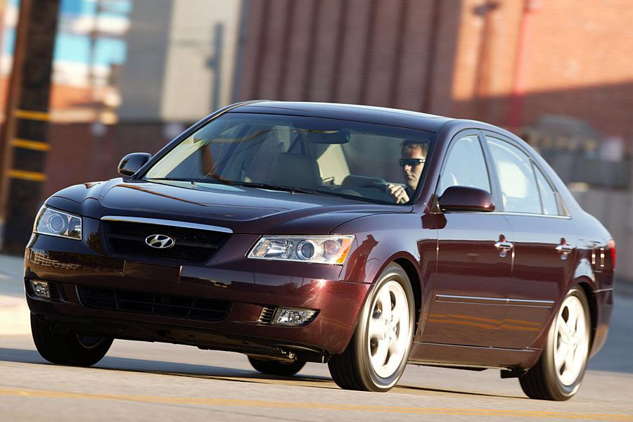 2006 Hyundai Sonata Reviews Specs And Prices Cars Com