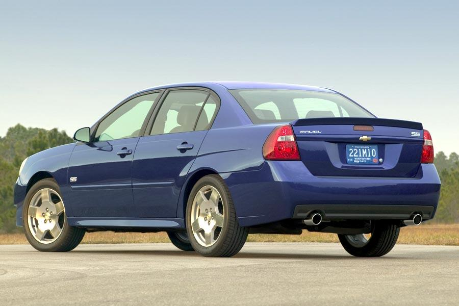 2006 Chevrolet Malibu Reviews  Specs And Prices