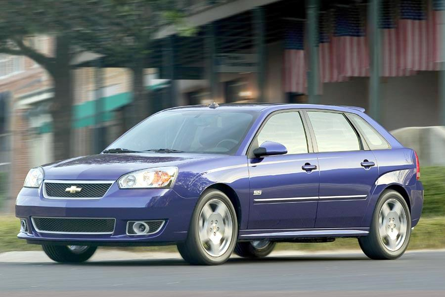 2006 Chevrolet Malibu Maxx Specs Pictures Trims Colors