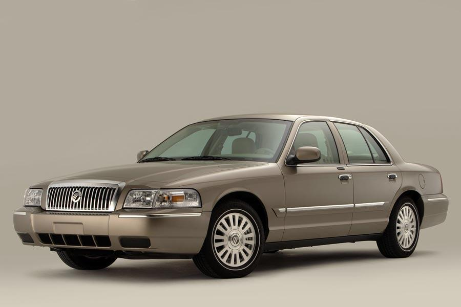 2006 mercury grand marquis reviews specs and prices. Black Bedroom Furniture Sets. Home Design Ideas